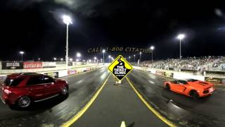 Street Racing Made Safe | 360 Video | 11/12/16