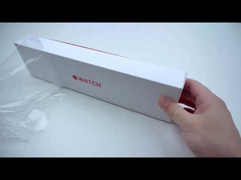 Apple Watch 6 series unboxing Quantum world