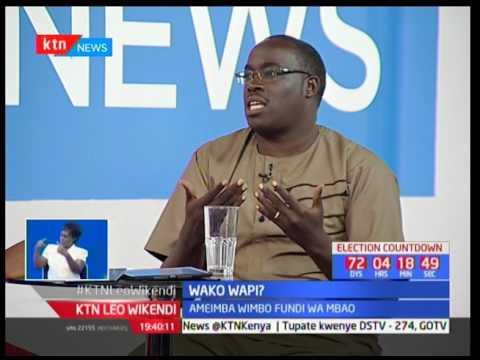 Mwanamuziki-Leonard Ochieng' Ooko wa kibao cha 'Fundi wa mbao': Wako Wapi?