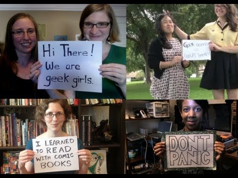 Nothing to Prove – Geek Girls & The Doubleclicks