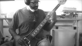 3 INCHES OF BLOOD * MY SWORD WILL NOT SLEEP * BASS COVER