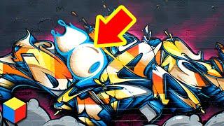 WOW!!! THIS Is Why (DOES) Is A Genius Graffiti Artist! : Advanced Graffiti Breakdown