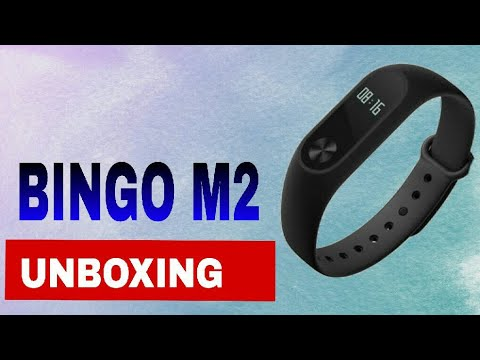 Bingo M2 fitness Band Unboxing & Hands on