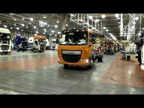 Daf Strengthens Market Position Leyland Trucks