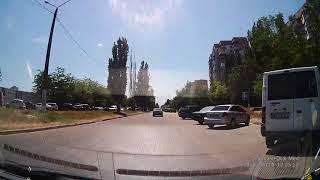 """ДТП. Днепродорога, напротив """"Поля Чудес"""", в сторону города. 10.06.2018"""