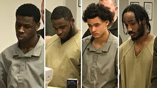 Inmates accused in Rikers Island correction officer attack appear in court