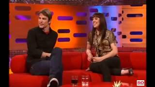 Graham Norton Show 2007-S2xE3 Melanie Chisholm, Josh Hartnett and Rufus Wainwright-part 1