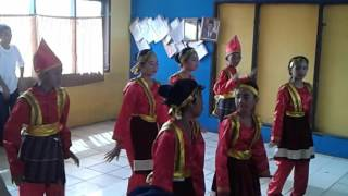 Tari Tortor Siswa Siswi Mangun Jaya 01