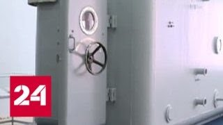 Приехали: задержан предполагаемый похититель барокамеры Гагарина - Россия 24