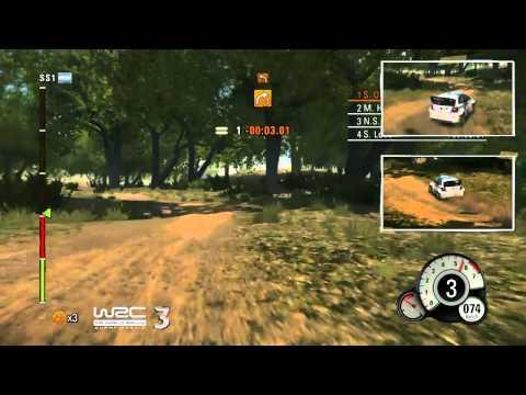 WRC 3 se připomíná na dalších gameplay záběrech