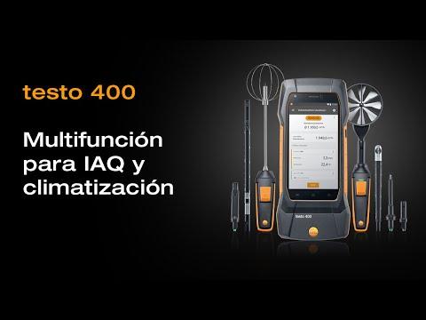 Video presentación del testo 400