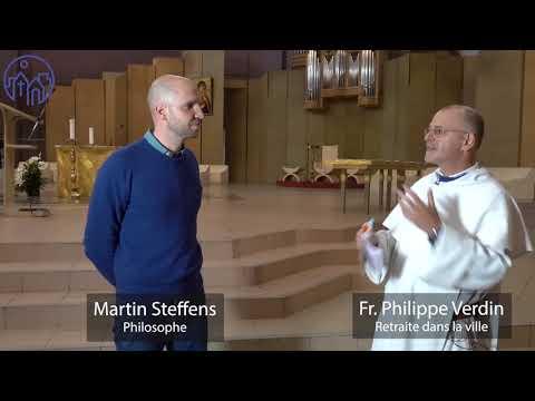 Interview de Martin Steffens par le fr. Philippe Verdin