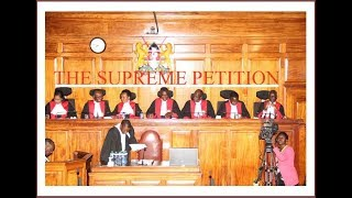 BREAKING NEWS: Supreme Court allows NASA to access the following items within IEBC systems