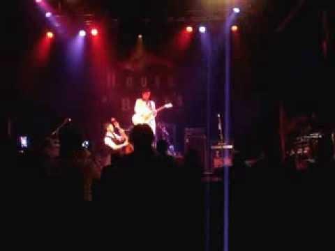 """Oh Mancho"" Live @ House of Blues Hollywood INAZUMA"