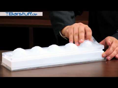 Eisform, 5 Kugeln (Tutorial)