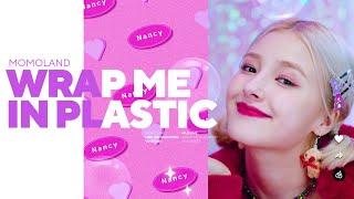 "MOMOLAND x CHROMANCE — ""Wrap Me In Plastic"" ‹ Line Distribution ›"