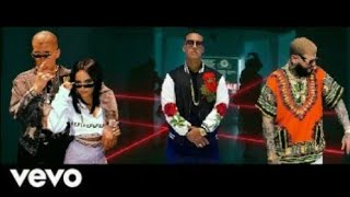 Bad Bunny   Mayores Remix Ft Becky G, Daddy Yankee & Farruko (Vídeo Concept)