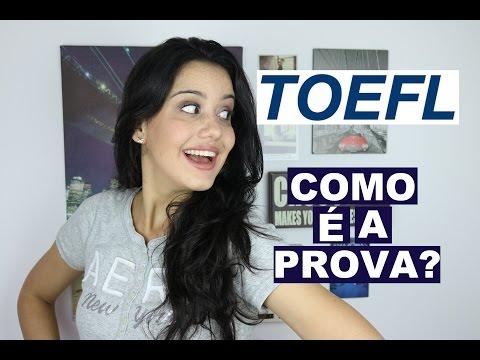COMO SE PREPARAR PARA O TOEFL? (PROVA DE INGLÊS)