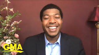 Meet the 1st Black president of Harvard's student body