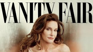 Inside the Caitlyn Jenner Vanity Fair cover story - Video Youtube