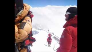 Top of Everest