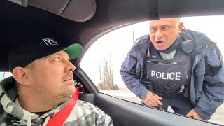 YOU WON'T BELIEVE WHAT THIS COP SAYS TO ME... *CONFRONTATIONAL*