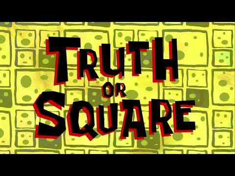 SpongeBob: Truth or Square (Diffrent Music)