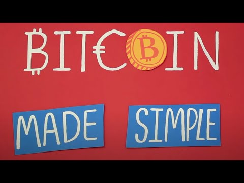 Bitcoin explained and made simple   Guardian Animations