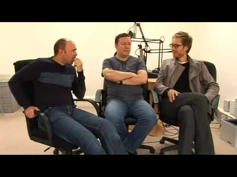 Gervais, Merchant and Pilkington take on YouTube users