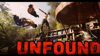 UNFOUND - Jesse La Flair (Tempest Freerunning Pro)