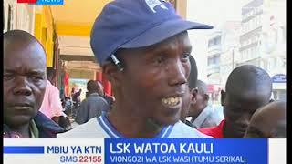 Mbunge TJ Kajwang akamatwa na maafisa wa flying squad jijini Nairobi kufuatia kuapisha Raila Odinga