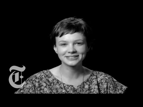 Carey Mulligan Interview | Screen Test | The New York Times