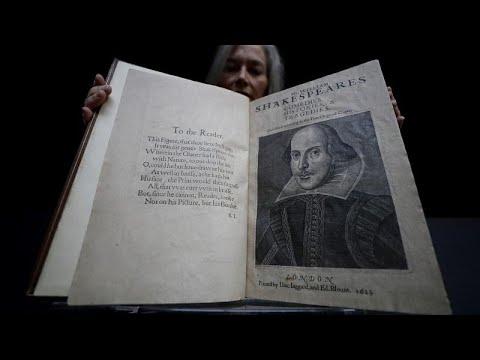 Ένα αριστουργημα του Σαϊξπηρ δημοπρατείται