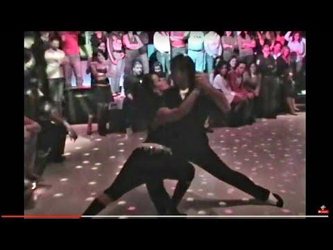 Show Salsa PA' MI & Asso di Cuori - INOLVIDABLE JUSTICIA - A.D. 2006 (My first salsa video)