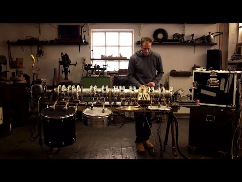 BAM BAM - The Mechanical Sequencer (EB.TV Feature)