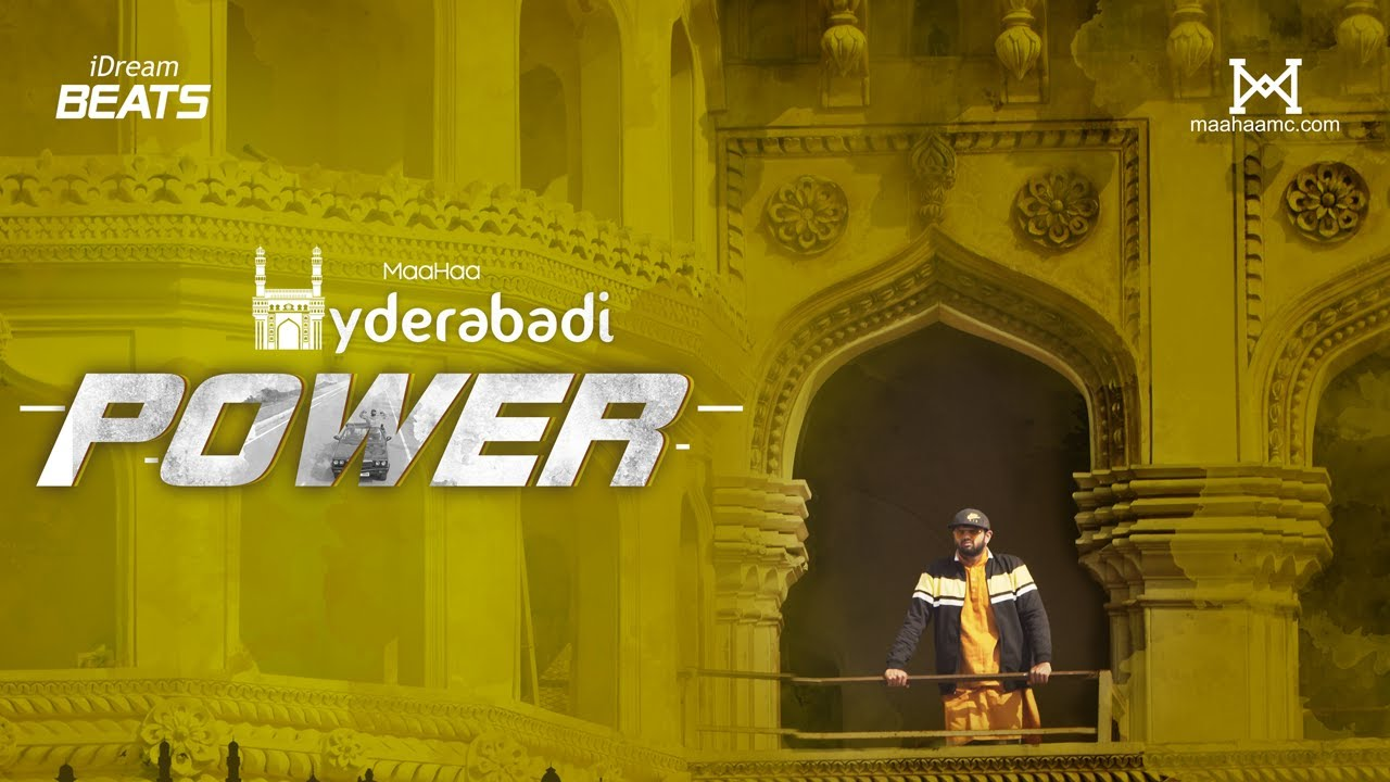 Hyderabadi Power - MaaHaa, Official Music Video