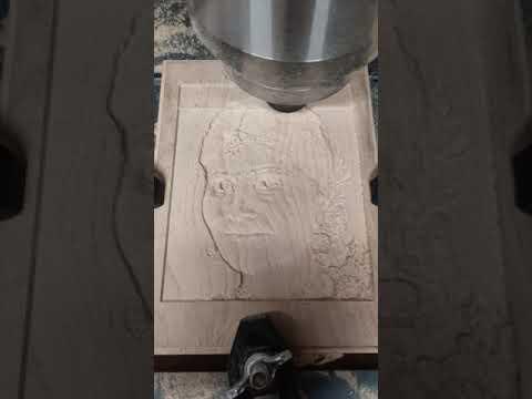 3d Cnc Wood Carving Service