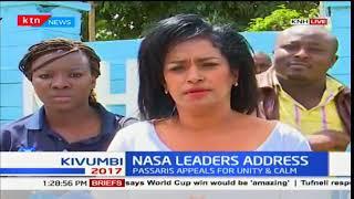 Esther Passaris: Kenyans put your pangas down, put your rungus down and hug your neighbour