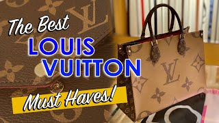 TOP LOUIS VUITTON BAGS TO START YOUR COLLECTION! ***INCLUDES PRICES!***