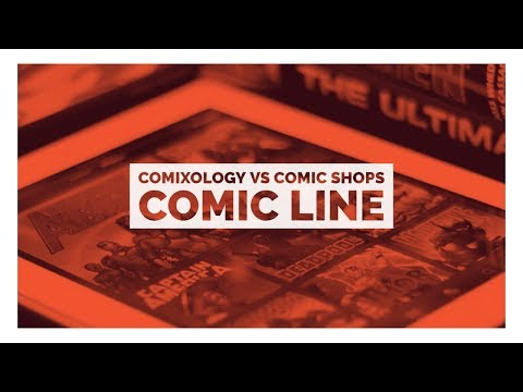 Has Comixology Declared WAR on Comic Book Stores?