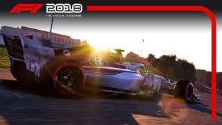 F1 2018 | Making Headlines | F1 Car Handling | Developer Diary 3 [UK]