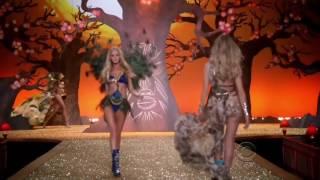 Erin Heatherton Victorias Secret Runway Walk Compilation 2008-2014 HD.mp4