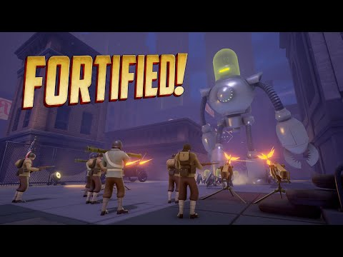Fortified Launch Trailer thumbnail