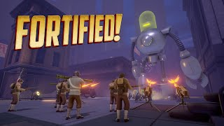 Fortified video