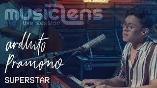 Ardhito Pramono – Superstar (Live Studio Session)