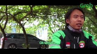 [GrabBike] Indonesia Kompak Pakai Atribut