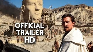 Exodus: Gods and Kings - Official Teaser Trailer
