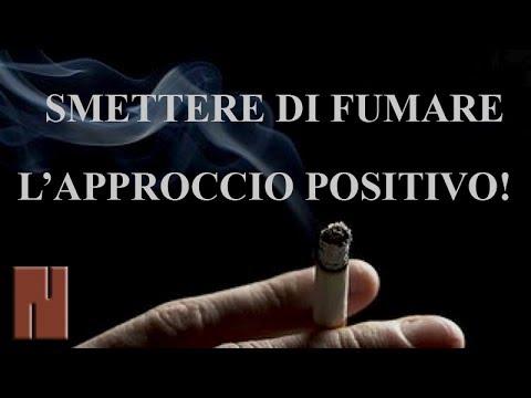 Quando aiutare luomo a smettere di fumare