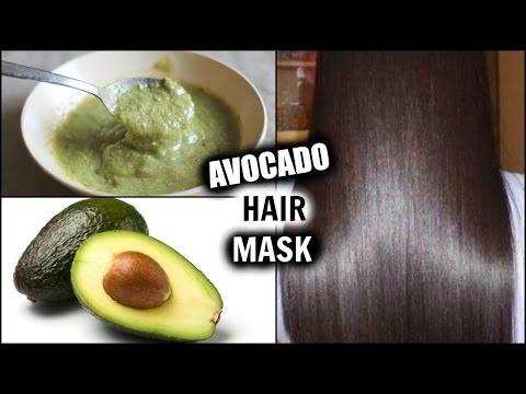 Recipe para sa mask buhok, bitamina A at E
