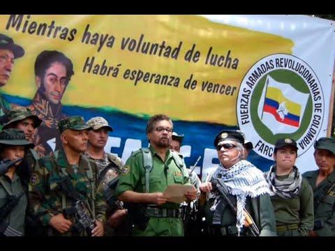 Atencion: Ivan Marquez, Jesus Santrich, el Paisa y Romaña retoman las armas